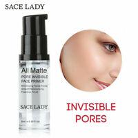 SACE LADY 6ml/12 m Primer Oil Control Makeup Base Face Primer Pores Invisible
