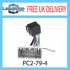 PC2-79-4 CHRYSLER  PT CRUISER 2002 ONWARDS ISO STEREO HARNESS ADAPTOR LEAD