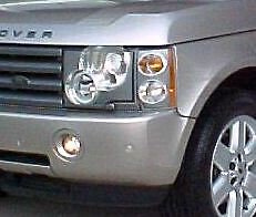 Land Rover Brand Range Rover 2003-2005 L322 US Spec Left Front Corner Lamp OEM