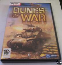 DUNES OF WAR gioco pc originale strategia azione ITA PA