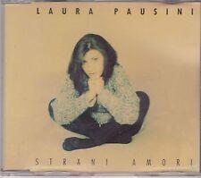 Laura Pausini-Strani Amori cd maxi single