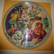 NOVELTY  VOGUE PICTURE 78 RPM RECORD - #766 - THE KING'S JESTERS