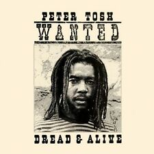 NEW CD Album Peter Tosh - Wanted Dread or Alive (Mini LP Style Card Case)