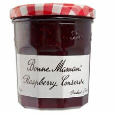 Bonne Maman Raspberry Conserve (370g) - Pack of 2