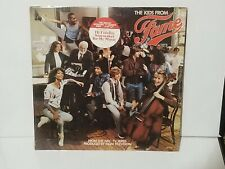 SEALED THE KIDS FROM FAME LP 1982 MGM RECORDS AFL1-4259