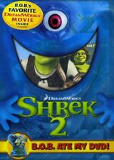 Shrek 2 [New DVD] Ac-3/Dolby Digital, Dolby, Dubbed, O-Card Packaging, Special