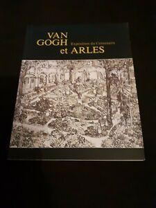 Van Gogh et Arles - Exposition du Centenaire/Musée d'Arles (1989)