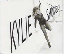 Kylie Minogue 3 track cd single Shocked PWL1990