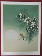 Lithografie Zijde op papier - David Lee