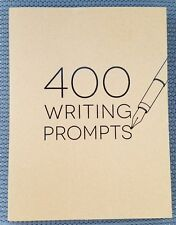400 WRITING PROMPTS BY PICCADILLY, LIKE 300 WRITING PROMPTS, BUY WITH CONFIDENCE