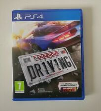 Dangerous Driving PS4 SAME DAY Dispatch [Order By 4pm]