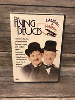 The Flying Deuces Laurel & Hardy Comedy Movie DVD 1939 Film NEW Sealed