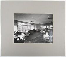 STEWART ROSS JAMES Black & White Photograph Mid Century Modern Furniture Pheonix
