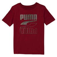 PUMA Pre- School Boy's Rebel Graphic Tee