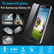 For Samsung Galaxy S4 .45mm Tempered Shatterproof Glass Screen Cover Protector