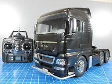 Tamiya RC 1/14 Semi MAN TGX 26.540 6x4 XLX Tractor Truck 56325 ESC Futaba