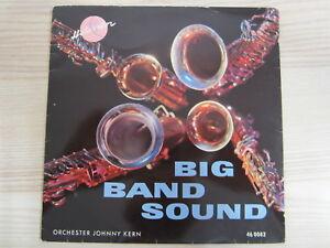 Single /  Orchester Johnny Kern – Big Band Sounds / RAR / 1959  /  JAZZ /