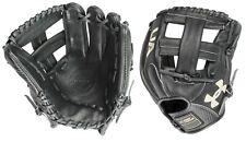 "Under Armour Flawless 11.75"" Baseball Glove Uafgfl-1175Sp Black"