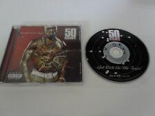 CD-50 Cent- Get  Rich Or Die Tryin'- DR.DRE & EMINEM-2003-16 TRACK- Rap-Hip Hop