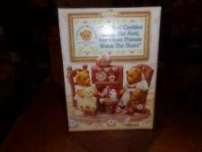 "Cherished Teddies "" Tea and Cookies Collectors Set"" NIB"