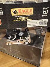 Renault 5 Maxi turbo -n1 Diac - 1:43 - Universal Hobbies/EAGLE'S RACE