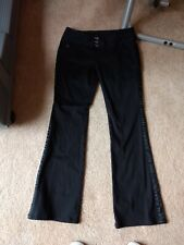Harley davidson womens Black Pants Size 6