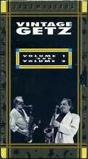 Jazz Masters Vintage Getz Vols. 1&2 [VHS] by Getz,Stan
