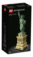 Lego Architecture 21042 La Statue de la Liberté, boîte neuve et scellée ++++++++
