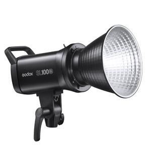 Godox SL100Bi 2800K-6500K Studio LED Lampe Dauerlicht  Video Licht