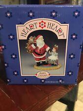 Patsy Effanbee Heart to Heart Santa Claus Please Christmas Figurine Ltd Ed