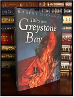 Tales From Greystone Bay ✍SIGNED✍ by ROBERT McCAMMON New Cemetery Dance Hardback