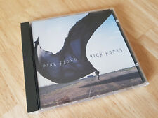 Pink Floyd - High Hopes - US Promo CD - David Gilmour