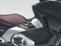 ADESIVI Resinati 3D PROTEZIONI LATERALI compatibili x scooter HONDA INTEGRA 700