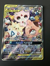 More details for togepi cleffa igglybuff gx mint/nm promo 143a/236 small but mighty collection