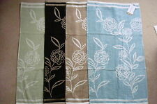 Catherine Lansfield Floral Bath Towels