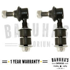 FRONT STABILISERS DROP LINKS FIT FOR NISSAN TERRANO I TERRANO II 86-07 X2 KIT