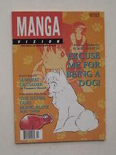 MANGA VIZION V#3 #2 - Rumic Theater / Samurai Crusader - 1997