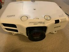projector epson powerlite 5530U 3LCD with romote, extra lamp & mount
