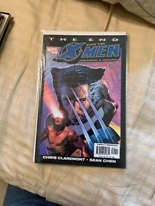 X-MEN: THE END # 1  &  # 2  VF/NM