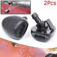 Washer Rociador de agua Boquilla de limpiaparabrisas For Peugeot 407 206 207
