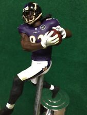 Baltimore RAVENS Tap Handle Torrey Smith Beer Keg NFL FOOTBALL Purple Jersey