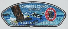 Longhouse Council (NY) SA-? 2013 Sponsor Eagle Scout CSP  BSA