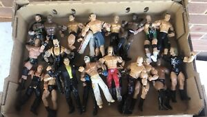 WWE wrestling figures instant collection -Bulk lot 20+