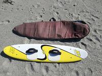 Volcom Skateboard Surf Wakeboard Windsurf Snowboard Adesivo 150mm