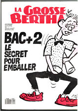 LA GROSSE BERTHA n°21 ¤ 1991 ¤ HUGOT / CABU / TIGNOUS / SINE