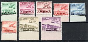 Iraq 1949 Air set to 100f MNH