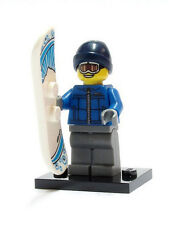 LEGO - Mini Figures Series 5 - Snowboarder Guy - Mini Figure