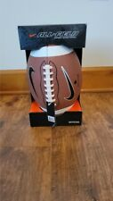 New! Nike All Field Synthetic Leather Official Nfhs/Ncaa Approved Football-14+