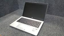 """HP EliteBook Folio 9470m 14"""" Intel i7-3687U 2.10GHz 256GB SSD 8GB NO Optical W10"""