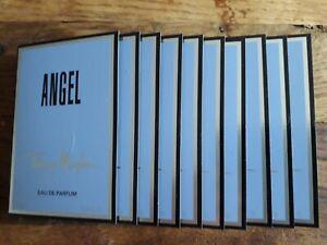 Mugler Angel 10 échantillons mini vapo de 1,2ml